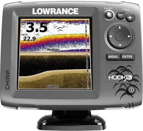 Эхолот Lowrance Hook 5x