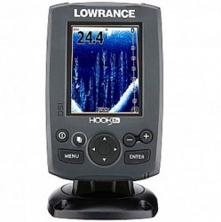 Эхолот Lowrance Hook 3X
