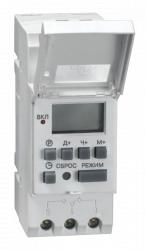 Таймер ТЭ 15 цифровой 16А 230В на DIN-рейку ИЭК ІЕК MTA10-16