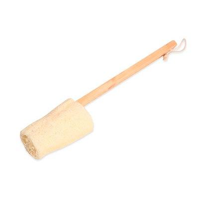 Мочалка с деревянной ручкой, люфа Art de lis М24