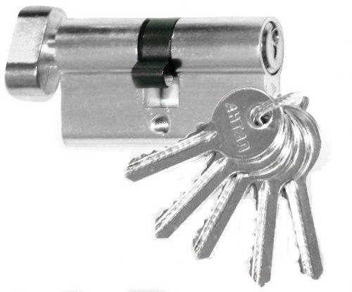 Цилиндровый механизм Антал ключ/вертушка