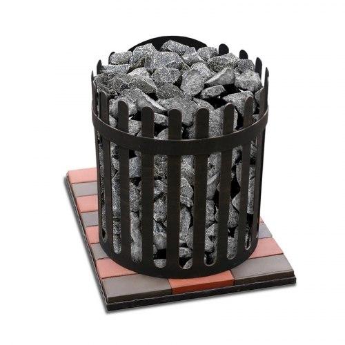 Печь-каменка для бани ЛиговЪ Корона 12С