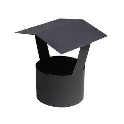 Зонт дымоходный ЛиговЪ Элит 115мм