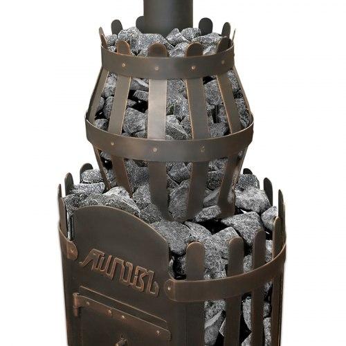 Сетка для камней на трубу ЛиговЪ Корона