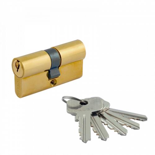 Цилиндровый механизм Нора-М ECO Z Л ключ/ключ симметричный