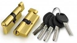 Цилиндровый механизм Punto A202 ключ/вертушка