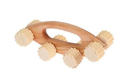 Массажер деревянный ручной