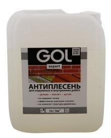 Антиплесень-пропитка GOLexpert PALISH 5,0л