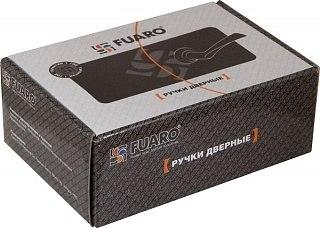 Дверная раздельная ручка FUARO LOUNGE AR