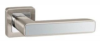 Дверная раздельная ручка Punto MARS QR