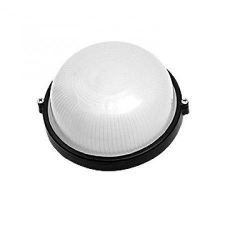 Светильник черный/круг 100Вт IP54 SQ0303-0025 TDM НПБ1101
