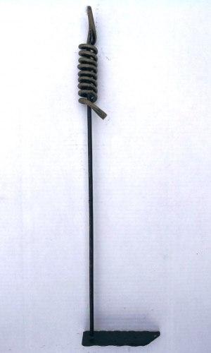 Кочерга спираль 620мм ЗСИ