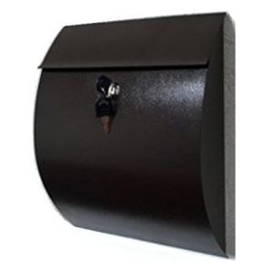 Ящик почтовый Сфера люкс с замком