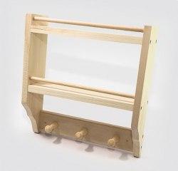 Подставка 2 уровня 3 рожка ФТП М-53