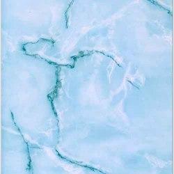 Пленка с/к 0,675х8м (мрамор голубой) Deluxe 3925А