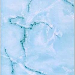 Пленка с/к 0,9х8м (мрамор голубой) Deluxe 3925А