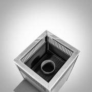 Печь банная Радуга ПБ-10 (без теплообменника)