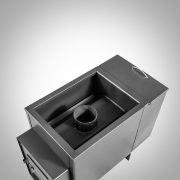 Печь банная Радуга ПБ-12Б (бак 25л)
