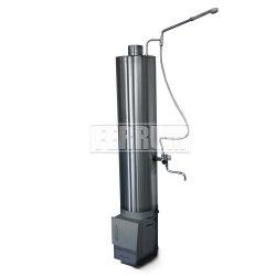 Колонка водогрейная дровяная (пищ.нерж.сталь) FERRUM bk20