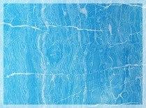 Пленка с/к 0,45х8м (мрамор синий) Deluxe 3954-0