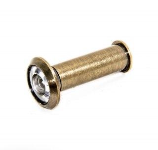 Глазок дверной 50-75 бронза SOLLER 108-041