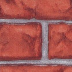 Пленка самоклеящаяся SOLLER 134-348 2600 красный кирпич 0,45*8М
