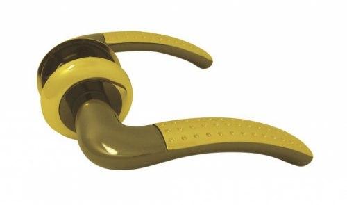 Комплект дверных ручек SOLLER R10