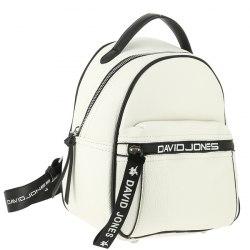Рюкзак женкий David Jones 5989-2 Белый