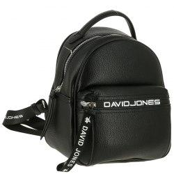 Рюкзак женский David Jones 5989-2 Чёрный