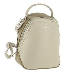 Рюкзак женский David Jones 5705-2 Бежевый