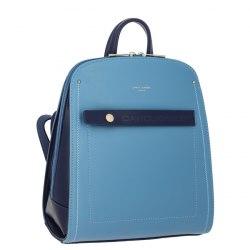 Рюкзак женский David Jones 6247-2 Голубой