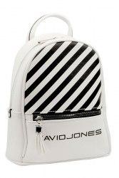 Рюкзак белый David Jones 5965