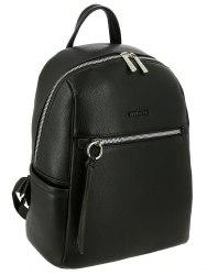 Рюкзак женский David Jones 6422-2 чёрный
