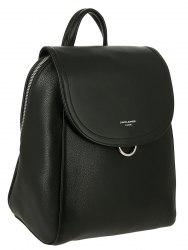 Рюкзак женский David Jones 5876 чёрный