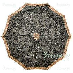 Зонт женский автомат Zest 23966 Чёрный
