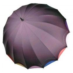 Зонт трость Три слона 1100 (Фиолетовый)