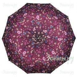 Зонт женский полуавтомат Zest 53616 Сиреневый
