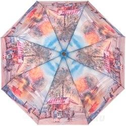 Зонт женский автомат Lamberti 73945 Розовый