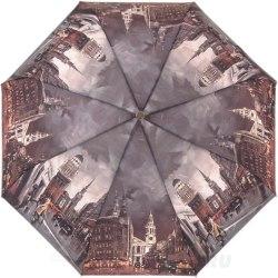 Зонт женский автомат Lamberti 73945 Тучи