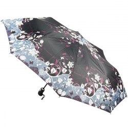 Зонт женский автомат Zest 23849 Голубые цветы