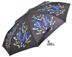Зонт женский полуавтоматический Zest 53616 Бабочки