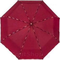Зонт женский автоматический Три слона 107 Красный