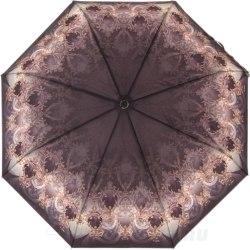 Зонт женский полуавтомат Три слона 881 Сиреневый