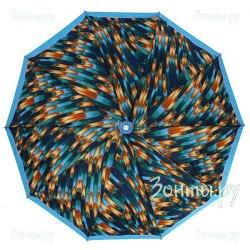 Зонт женский полуавтомат Zest 53616 Краски