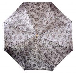Зонт женский автоматический Три слона 120 Серебро