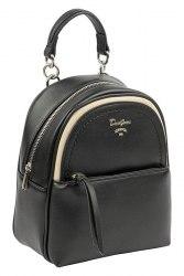 Рюкзак женский David Jones 6204-3 Чёрный
