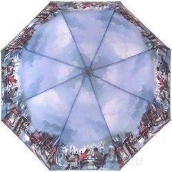 Зонт женский автомат Lamberti 73745 Небо над городом