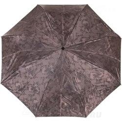 Зонт женский автомат Zest 23843 Тёмно серый