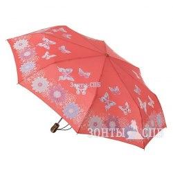 Зонт с проявляющимся рисунком Три слона 220Р (Розовый)