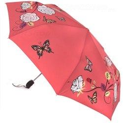 Зонт с проявляющимся рисунком Три слона 220Р (Коралловый)